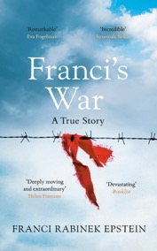 Franci's War Penguin-UK front cover